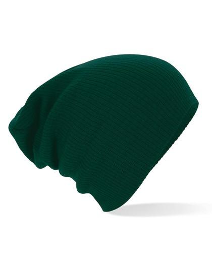 CZAPKA SLOUCH BEANIE - Zielona