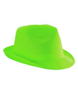 KAPELUSZ TRILBY - Zielony