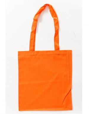 TORBA ECO z długimi uszami - Pomarańczowa