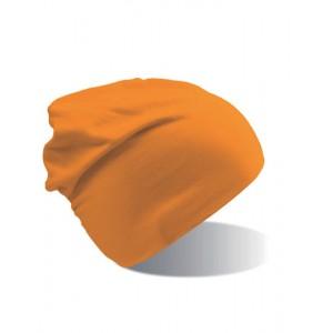 CZAPKA FLASH BEANIE - Pomarańczowa