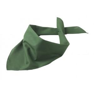 APASZKA CHUSTA TRÓJKĄTNA - Zielona