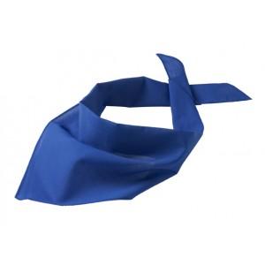 APASZKA CHUSTA TRÓJKĄTNA - Niebieska