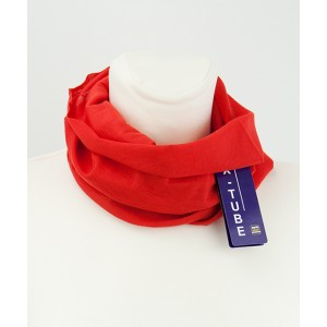 KOMIN - OPASKA WIELOFUNKCYJNA - Jasny czerwony